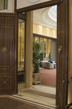 De vergadering-ruimte van het hotel, Royalty-vrije Stock Afbeelding