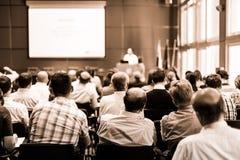 De vergadering van de vakbonds adviescommissie Royalty-vrije Stock Foto's