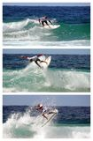 De Verhoging Surfsho van Kelly Slater Bondi royalty-vrije stock fotografie