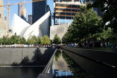 14de Verjaardag van 9/11 58 Royalty-vrije Stock Afbeelding