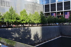 15de Verjaardag van 9/11 22 Royalty-vrije Stock Fotografie