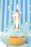 De verjaardag van de jongen stock foto's