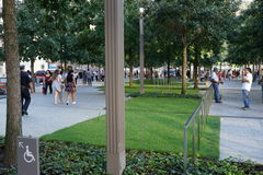 14de Verjaardag van 9/11 Deel 2 22 Stock Foto's