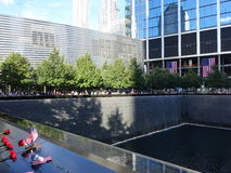 15de Verjaardag van 9/11 Deel 2 83 Stock Fotografie