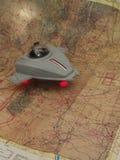 De Verkenner van het UFO Stock Foto