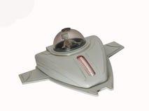 De verkennersschip van het UFO Stock Afbeelding