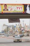 De Verkiezing van Irak Stock Foto