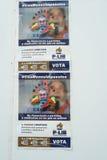 De verkiezing van Spanje 2016 Stock Foto