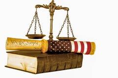 De Verklaring van Verenigde Staten van Onafhankelijkheid royalty-vrije stock foto's