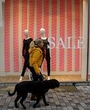 de verkoop gaat in nieuw jaar 2014 verder Royalty-vrije Stock Foto