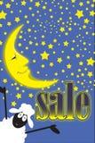De verkoop van de middernacht Royalty-vrije Stock Fotografie