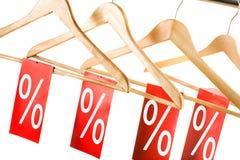 De verkoop van de vakantie stock afbeeldingen