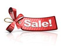 De verkoop van de vakantie Stock Foto's