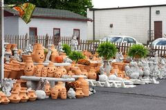 De verkoop van Halloween Stock Fotografie