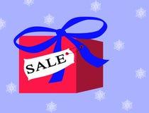 De verkoop van Kerstmis Royalty-vrije Stock Fotografie