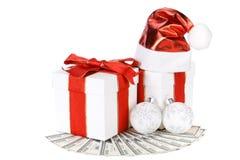 De verkoop van Kerstmis. Royalty-vrije Stock Afbeelding