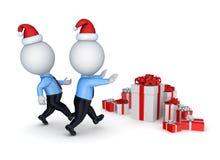 De verkoopconcept van Kerstmis. Stock Foto