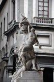 De verkrachting van Polyxena, in Florence. Royalty-vrije Stock Foto's