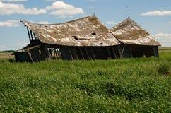 De verlaten Bouw Stock Foto