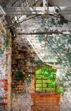 De verlaten bouw royalty-vrije stock afbeeldingen