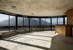 De verlaten bouw Stock Afbeeldingen