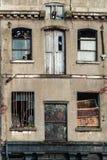 De verlaten Bouw Stock Fotografie