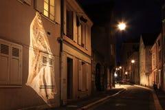 De Verlichting van Chartres Stock Fotografie