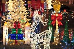 De verlichting van de decoratie royalty-vrije stock foto