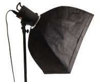 De verlichting van de studio Stock Foto