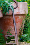 De verloren sleutel van Alice Stock Foto's