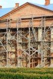 De Vernieuwing van de bouw Stock Afbeelding