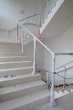 De vernieuwing van de trap Stock Afbeelding