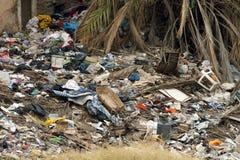 De verontreiniging van het milieu Stock Fotografie