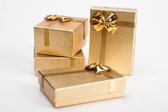 De verpakking van juwelen Stock Foto