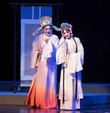 """De verrijzenis van Du Liniang-The Peony Paviljoen--jiangxi opera""""four dromen van linchuan† Stock Fotografie"""