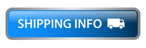 De verschepende knoop van het informatieweb stock illustratie