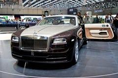 De Verschijning 2014 van Rolls Royce Royalty-vrije Stock Afbeelding