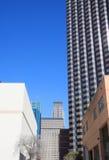 De verschillende stijlbouw in Dallas van de binnenstad, Texas Royalty-vrije Stock Fotografie
