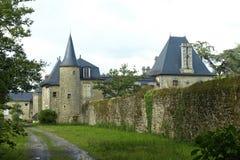 De verschillende stijlen van Bretagne van vensters Royalty-vrije Stock Fotografie