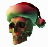 De Verschrikking van Kerstmis Stock Foto