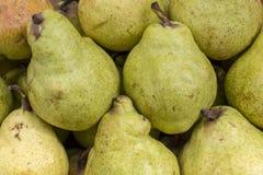 De verse achtergrond van de het patroontextuur van het peren abstracte fruit kleurrijke Stock Foto