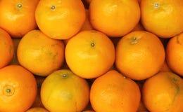 De verse achtergrond van de mandarijntjestextuur royalty-vrije stock afbeelding