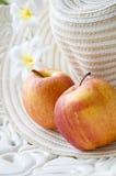 De verse appel van de zomer Royalty-vrije Stock Foto
