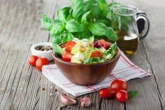 De verse Salade van de Zomer Stock Afbeelding