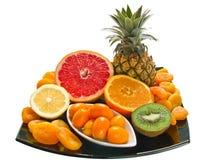 De versheid van het fruit Stock Fotografie