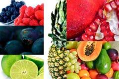 De Versheid van vruchten Royalty-vrije Stock Fotografie