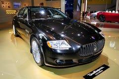 De Versie van de Elite van Quattroporte van Maserati Stock Foto's