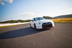 De Versie van Nissan GT-R Nismo Royalty-vrije Stock Foto's