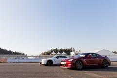 De Versie van Nissan GT-R Nismo Royalty-vrije Stock Afbeelding