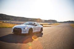 De Versie van Nissan GT-R Nismo Royalty-vrije Stock Afbeeldingen